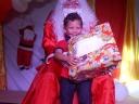 Fazendo o bem: CFJL e FAHOR presenteiam crianças da escola Madre Tereza