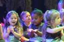 Espetáculos de final de ano encantaram comunidade escolar